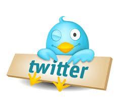 need social media links like twitter